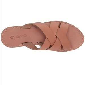 Boardwalk Woven Slide sandal